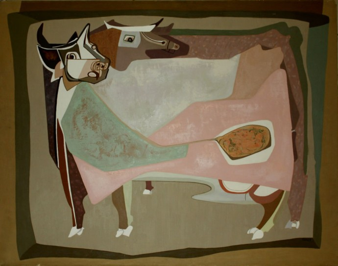 Bull and Cow