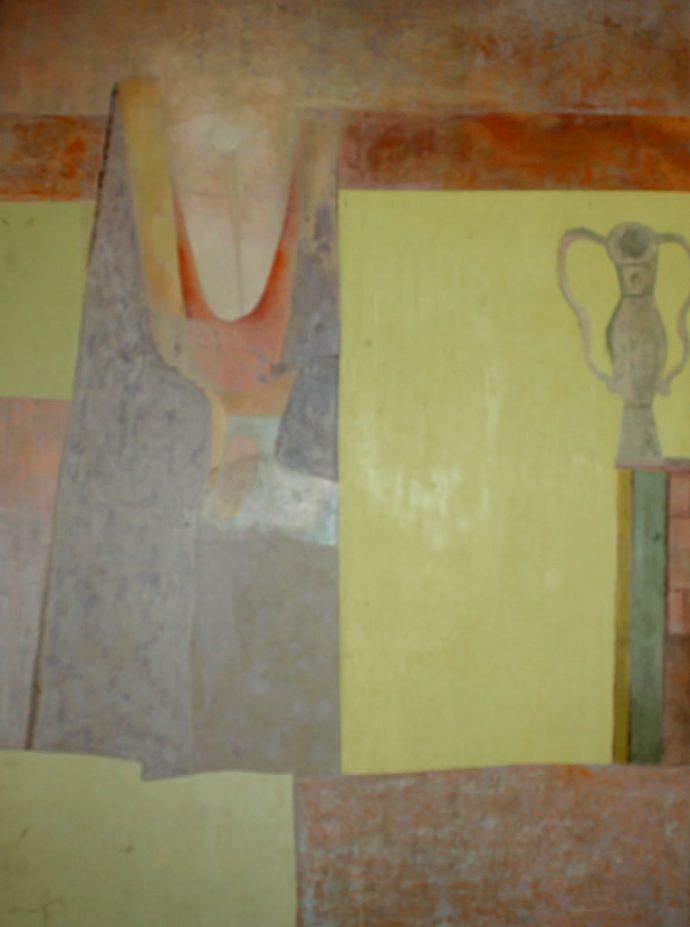 Figure with Vase