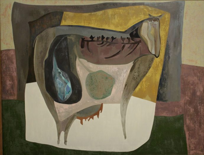 Mare by Norman Daly (1949)