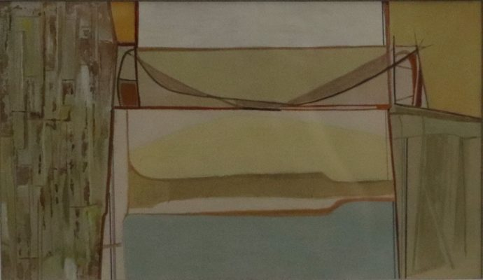 Composition No. 21A by Norman Daly