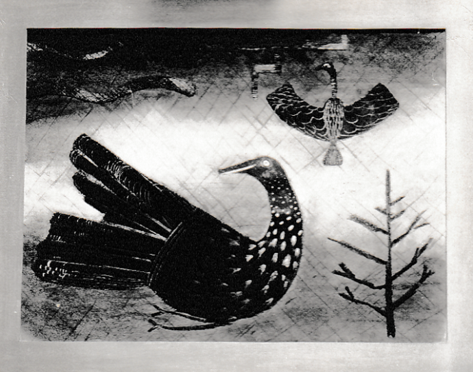 Magnetism by Norman Daly, 1945