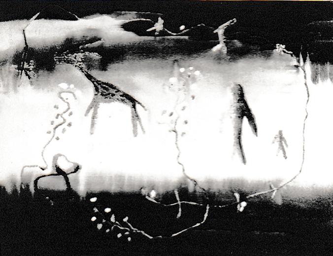 Renunciation by Norman Daly, 1945